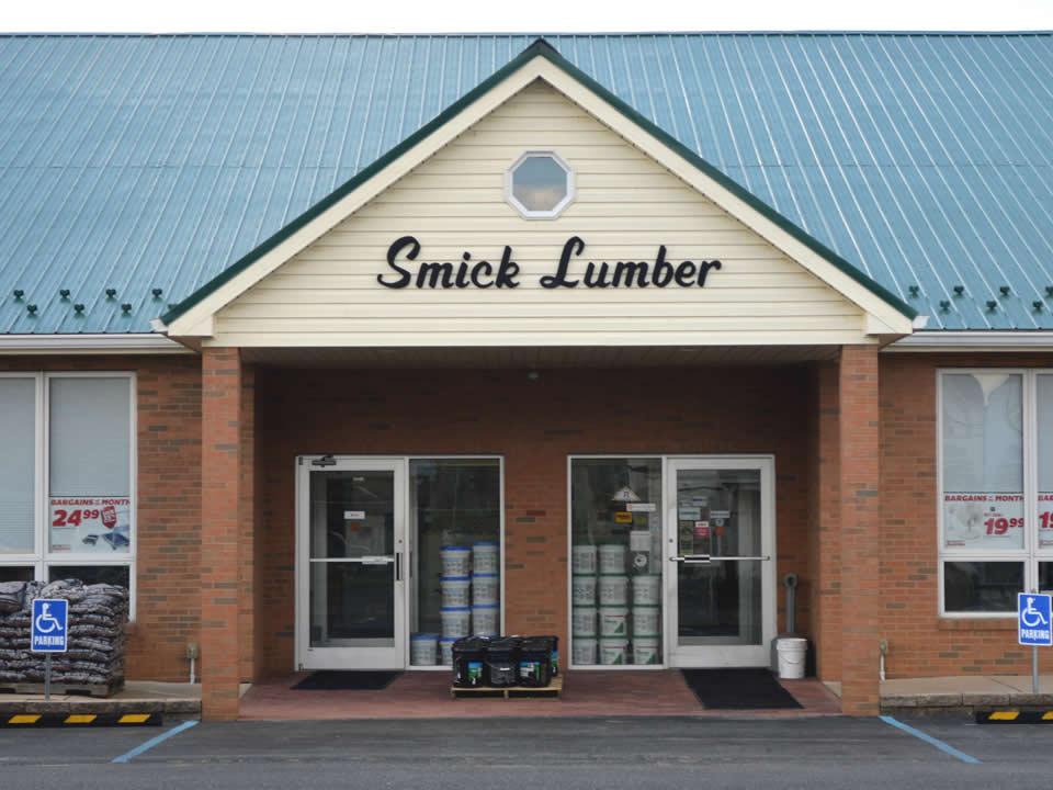 Smick Lumber Quinton NJ