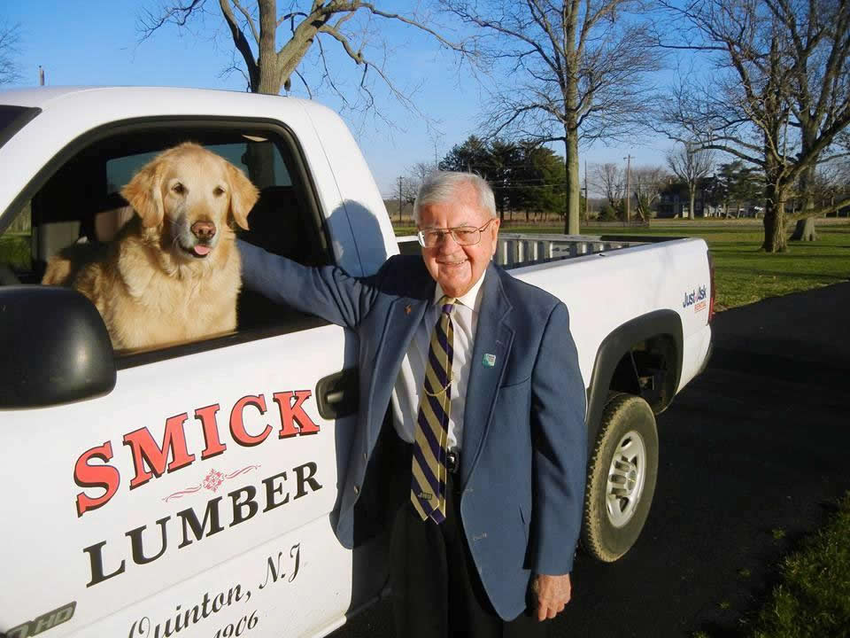 smick lumber quinton salem county nj
