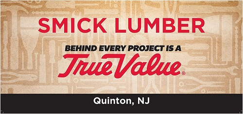 Smick Lumber True Value Logo